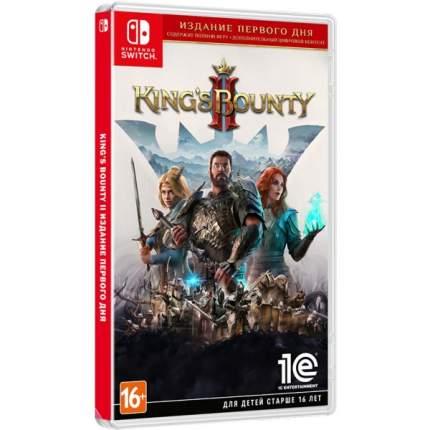 Игра King's Bounty II Издание первого дня для Nintendo Switch