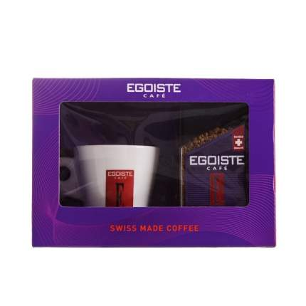 Кофе растворимый Egoiste Velvet + Чашка керамическая 95 г Швейцария