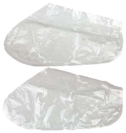 Маска-носки для ног AsiaKiss Интенсивно-восстанавливающая Улитка, 1 пара