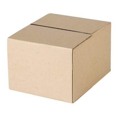 Коробка 200х200х130 упаковочная четырехклапанная гофрокартон