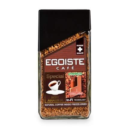 Кофе растворимый Egoiste Special с добавлением молотого 100г Швейцария