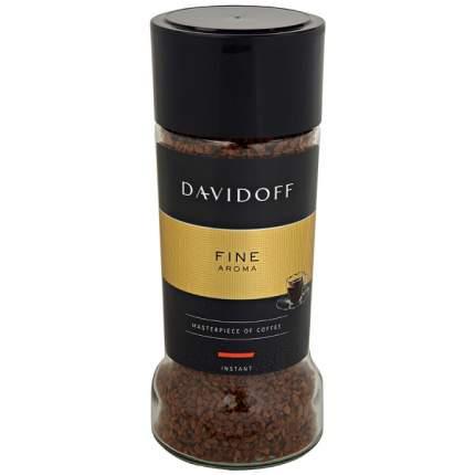 Кофе растворимый Davidoff Fine Aroma 100 г стекло Германия