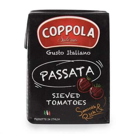 Томаты протертые, Coppola, 500 г, Италия