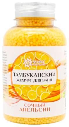 Жемчуг для ванн Бизорюк Фабрика здоровья Тамбуканский Сочный апельсин, 185 г