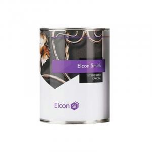 Кузнечная краска Elcon Smith (матовая) черный (0.8 кг)