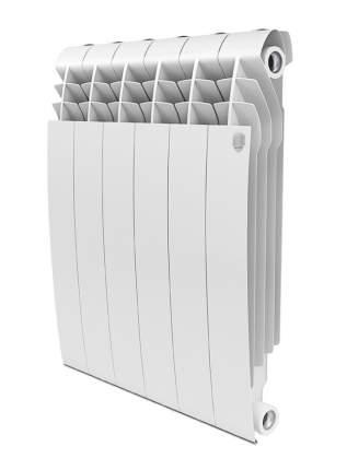 БиМеталлический радиатор Royal Thermo Biliner Bianco Traffico 350 04 секции