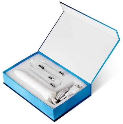 Дарсонваль Ecotone SkinCare для лица, тела и волос с 4-я насадками