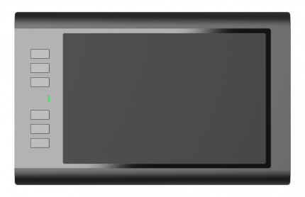 Графический планшет Huion HS95