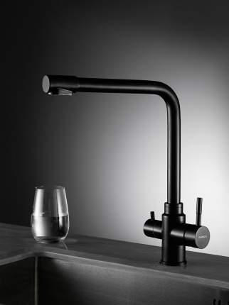 Смеситель для кухни с подключением к фильтру Shimizu Water Filter black smz 1006563
