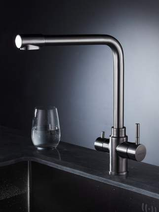 Смеситель для кухни с подключением к фильтру Shimizu Water Filter chrome smz 1006564