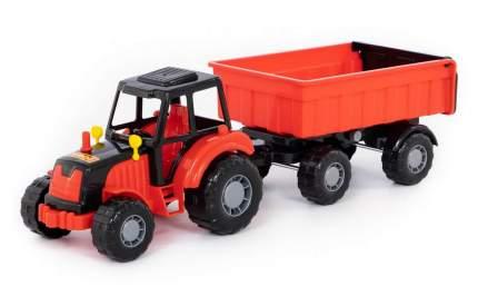 Трактор Полесье Мастер П-35257, в ассортименте