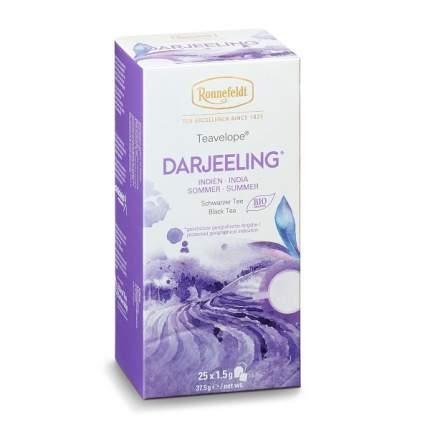 """Чай черный Ronnefeldt """"Дарджилинг"""" 25х1,5г"""