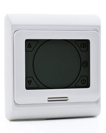 Терморегулятор Nunicho E 91.716, сенсорный программируемый 3600 Вт, белый