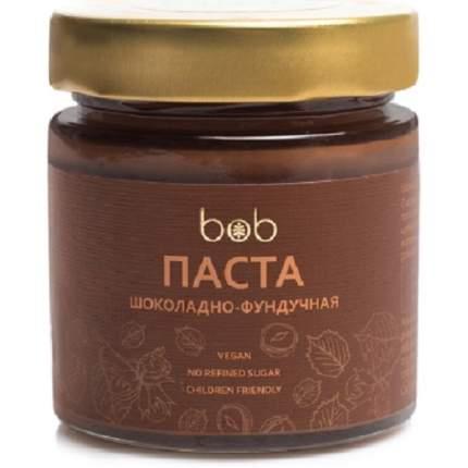 Паста шоколадно-фундучная BOB 200г Россия