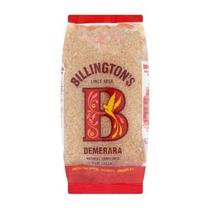 Сахар тростниковый нерафинированный Billington's Demerara 500 г, Великобритания