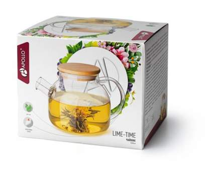 "Чайник APOLLO ""Lime-Time"" 1000 мл"