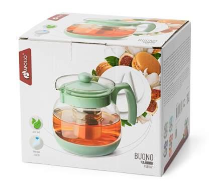 "Чайник APOLLO ""Buono"" 950 мл светло-зеленый"