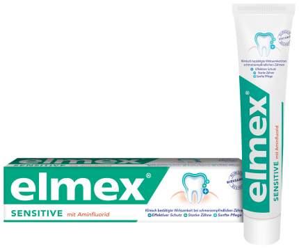 """Зубная паста Colgate """"Elmex Sensitive Plus"""", 75 мл"""