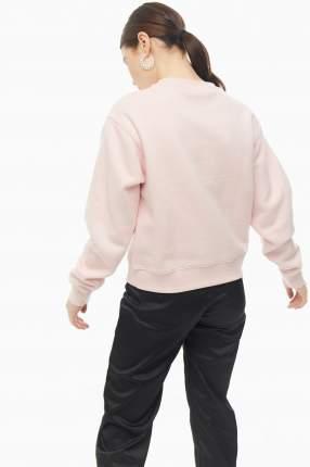 Свитшот женский Guess W0YQ50-K9Z20 розовый M