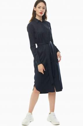 Платье женское Tommy Hilfiger WW0WW27896 синее 36 US