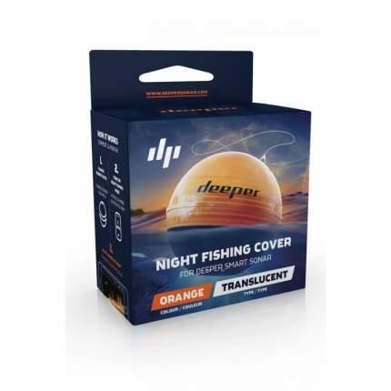 Чехол для эхолота Deeper Night Cover 5 x 5 x 2 см, оранжевый