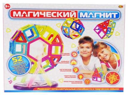 Конструктор ABtoys Магический магнит PT-01352 52 детали