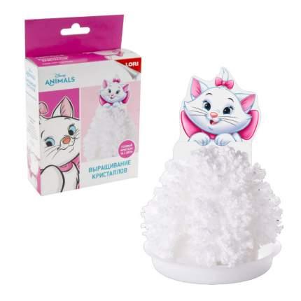 Набор для выращивания кристаллов Lori Disney Кошка Мари