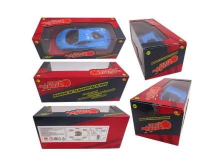 Машинка на радиоуправлении Junfa Toys Супер гонщик C-00372