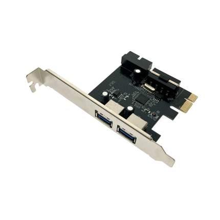 PCI-e контроллер Espada PCIeUSB2-2