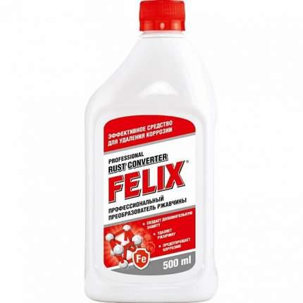 Преобразователь ржавчины Felix 411040050 в бутылке 500 мл