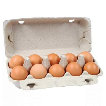 Яйцо куриное столовое 1 категории, 10 шт