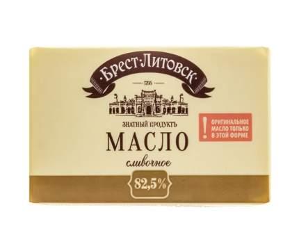 Масло Брест-Литовск сливочное 82,5%, 180 г