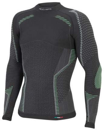 Термофутболка Accapi Ergoracing L/S Shirt, black/anthracite, S/XS