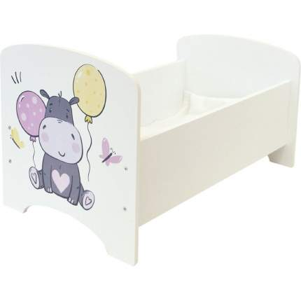 Кровать PAREMO Мимими Крошка Дори Мини