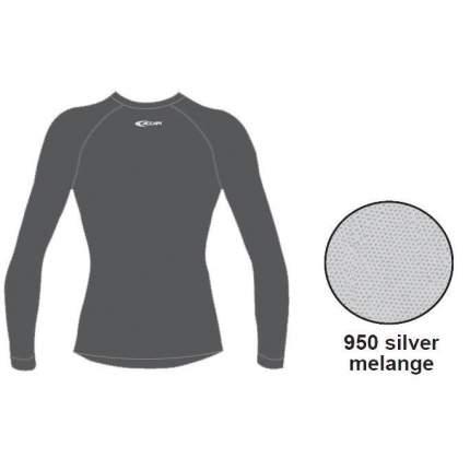 Термофутболка Accapi Tecnosoft Plus Evo Long Sl.t-Shirt Lady, silver, XS