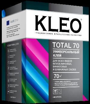 Клей д/обоев KLEO TOTAL 70 Универсальный 500гр.(12)