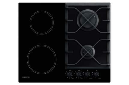 Встраиваемая комбинированная панель HIBERG HM 6021 B Black