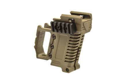 Тактическая рукоятка WoSporT на пистолеты Glock (GB-37-T)