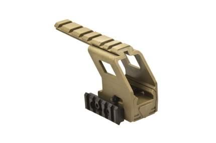 Кронштейн для установки прицела WoSporT на пистолеты Glock (GB-49-T)