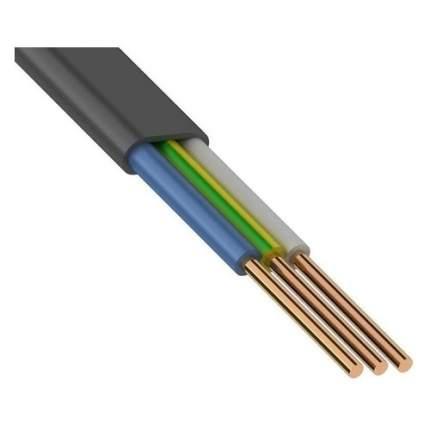 Кабель Rexant ВВГП-нг(А) LS 3x1.5мм2 20м ГОСТ медь черный (01-8271-20)