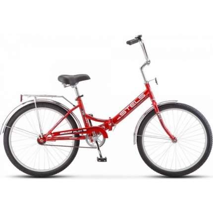 """Велосипед Stels Pilot 710 24 Z010 2019 16"""" красный"""