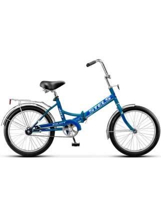 """Велосипед Stels Pilot 410 20 Z010 2018 13.5"""" фиолетовый"""