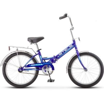"""Велосипед Stels Pilot 310 20 Z011 2018 13"""" фиолетовый"""