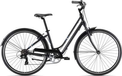 Велосипед Giant LIV Flourish 3 2021 M черный