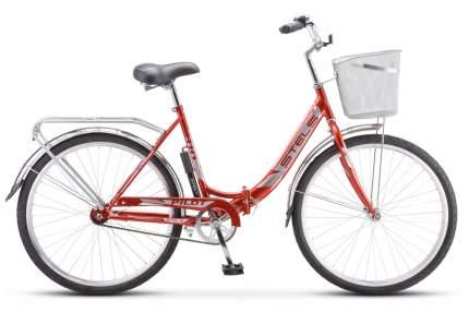 """Велосипед Stels Pilot-810 Z010 2021 19"""" красный"""