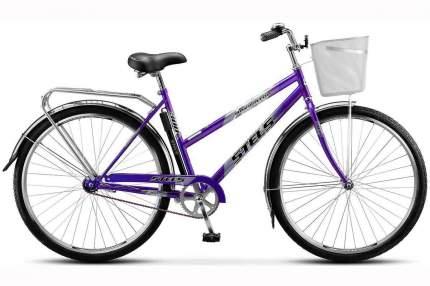 "Велосипед Stels Navigator 300 Lady 28 Z010 2018 20"" фиолетовый"