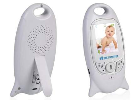 Видеоняня Baby Monitor VB601 беспроводная с двухсторонней голосовой связью