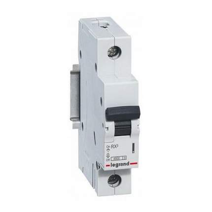 Выключатель автоматический Legrand RX3 (419664) 16A тип C 4.5kA 1П 230В 1мод