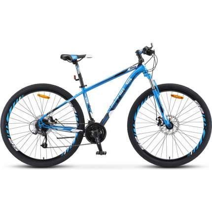 """Велосипед Stels Navigator 910 MD 29 V010 2019 18"""" синий/черный"""