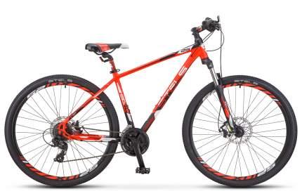"""Велосипед Stels Navigator 930 MD 29 V010 2019 16.5"""" неоновый красный/черный"""